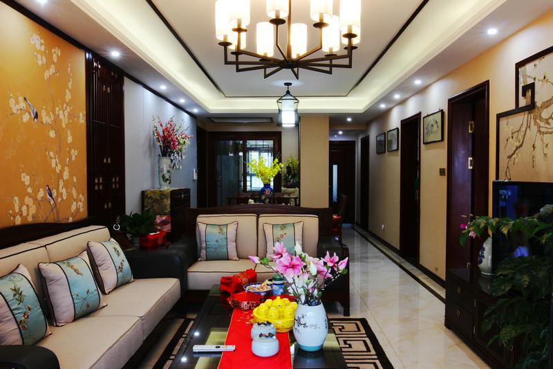 凤凰熙岸—中式风格