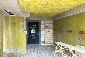中海珑湾锦园104平 简约—木工阶段