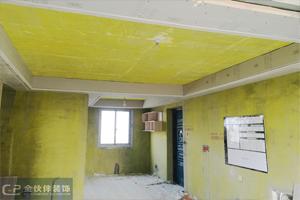 中海珑湾锦园 104平 简约—木工阶段