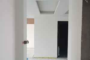 首开如苑149平 现代简美——油漆阶段