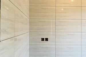 欧风丽苑80平 现代风格——瓦工阶段