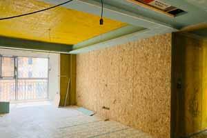 滨江名苑21幢 150平 美式——木工阶段